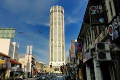 Komtar Tower Royalty Free Stock Photos