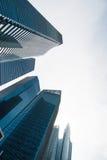 komunalne futurystyczny finansowego obrazy royalty free