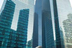 komunalne futurystyczny finansowego obraz stock