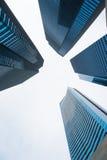 komunalne futurystyczny finansowego obraz royalty free