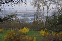 komunalne jeden Moscow panoramiczny widok Obrazy Stock