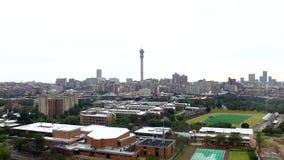 komunalne pejzaż Johannesburga zdjęcie wideo