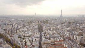 komunalne pejzaż Paryża zbiory