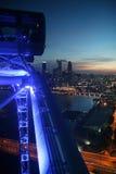 komunalne pejzaż Singapore Zdjęcie Royalty Free