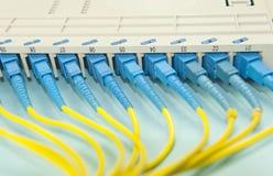 Komunikaci i internetów sieci serwer Zdjęcie Royalty Free