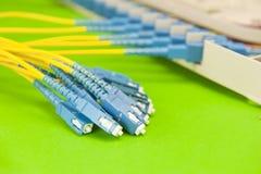 Komunikaci i internetów sieci serwer Zdjęcia Royalty Free
