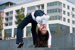 komunikacja biznesowa elastyczna Fotografia Royalty Free