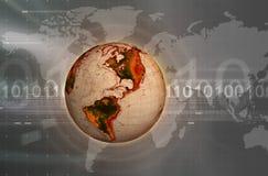 komunikacja globalna Obrazy Stock