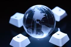 komunikacja globalna obrazy royalty free