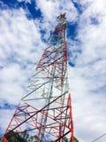 komunikacja wieży Obrazy Stock