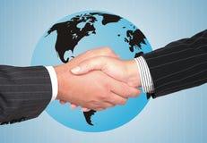 komunikacje biznesowe globalne zdjęcie royalty free