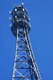 Komunikacyjna Antena Zdjęcia Stock