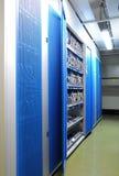 komunikacyjny internetów sieci serwer Fotografia Stock