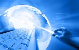 komunikacyjny pojęcie Obraz Stock