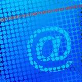 komunikaty cyfrowych Fotografia Stock
