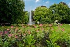 Kon Astridpark, Bruges Stock Photos