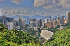 SO KON PO, the Hong Kong Stadium Royalty Free Stock Photography