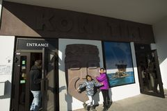 The Kon-Tiki Museum royalty free stock photography