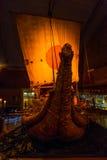 Kon-Tiki muzeum w Oslo Zdjęcie Royalty Free