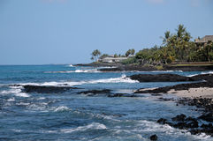 Kona Coast Hawaii Royalty Free Stock Image