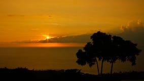 Kona Sunset Stock Photos