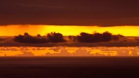 Kona Sunset Stock Images