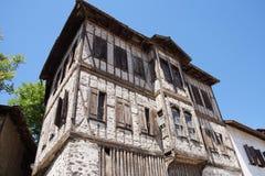 Konak del turco di vecchio stile Immagini Stock