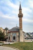 Konak mosque in konak square Stock Image