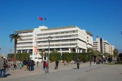 Konak Square in Izmir, Turkey Royalty Free Stock Photo
