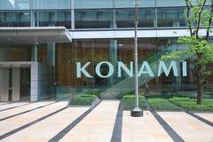 Konami Στοκ εικόνες με δικαίωμα ελεύθερης χρήσης