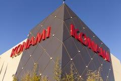 Konami Gaming headquarters in Paradise, NV on April 19, 2013 Stock Photography