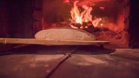 Konar iść wewnątrz chlebowy piekarnik zbiory