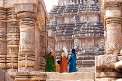 Konarak Sun Temple Royalty Free Stock Image