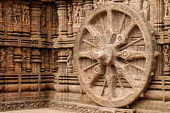 Konarak Temple royalty free stock image