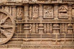 Konarak Temple royalty free stock photography