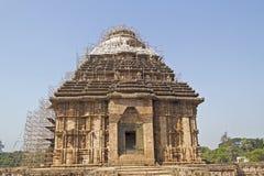 Konark Sun temple Stock Image