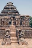 Konark Temple Royalty Free Stock Images