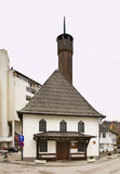 Konatorska  mosque in Travnik. Bosnia and Herzegovina Royalty Free Stock Photography