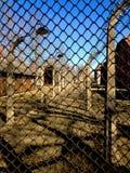Koncentracyjny Auschwitz obóz Obrazy Royalty Free