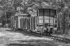 Koncentracyjny obóz Zdjęcie Royalty Free