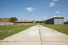 Koncentracyjny obóz w Nis, Serbia Obraz Royalty Free
