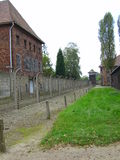 Koncentrationsläger Royaltyfri Foto