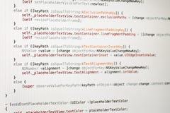 koncepcja dziewczyny laptopa technologii informacji cyfrowej świecący tunelu Kodować pismo tekst na ekranie Obrazy Stock