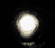 koncepcja dziurę śmierć, Fotografia Royalty Free
