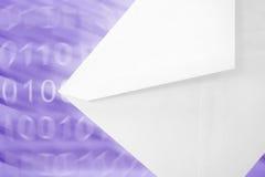 koncepcja e - mail Zdjęcie Stock