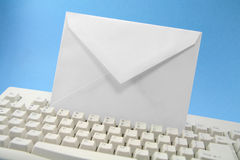 koncepcja e - mail Obraz Royalty Free