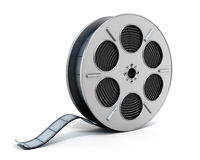 koncepcja kinematograficznej branży filmowej roll