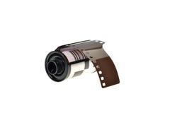 koncepcja kinematograficznej branży filmowej roll Fotografia Stock