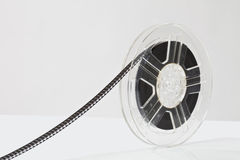 koncepcja kinematograficznej branży filmowej roll Obraz Stock