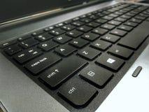 koncepcja komputerowy wchodzi interrrogation kluczowe pytanie klawiaturowy otrzymuje żółty obrazy stock